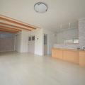 刈谷市で光を大切にした家族が集う白い家 注文住宅 そとん壁の家